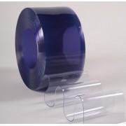 PVC závesy, hr. 4mm, šírka 400mm, rolka 50bm, (20m2)